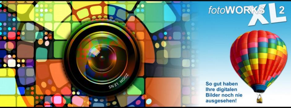 Das einfache Fotoprogramm