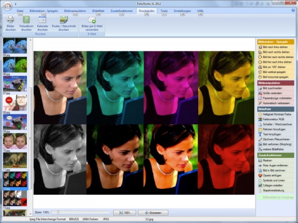 Fotoprogramm für Windows 10