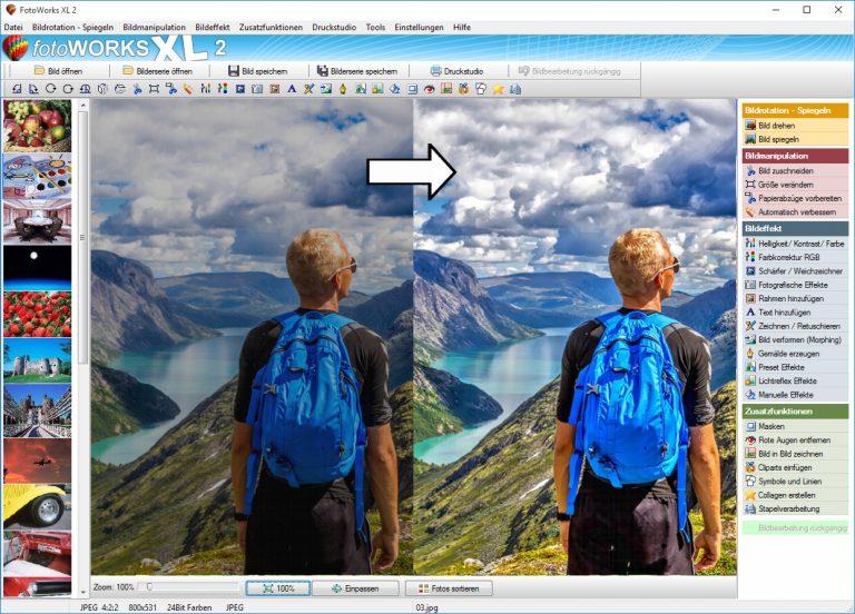 Fotobearbeitungsprogramm Testsieger | Das einfache